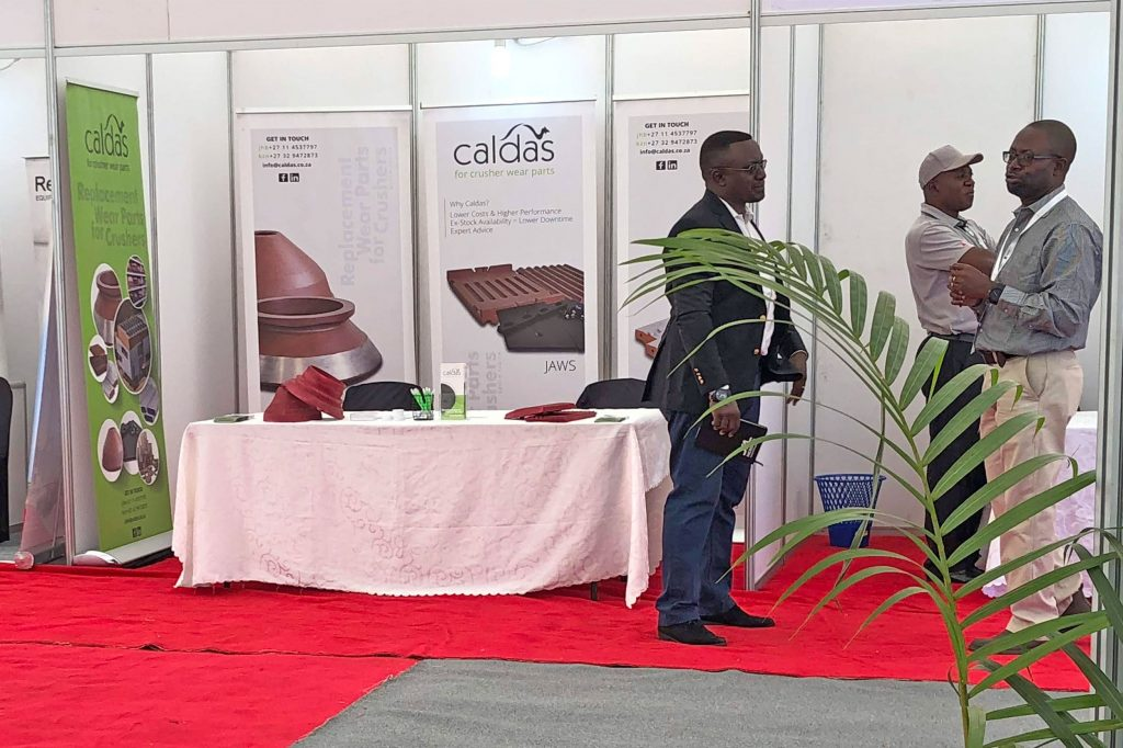 caldas engineering - crusher wear parts south africa