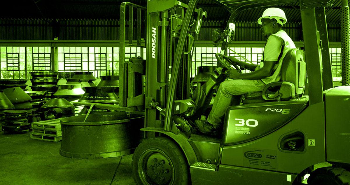 Caldas Warehouse